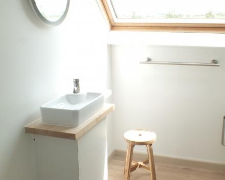 Vakantiewoning 't Moerland Veurne - badkamer 2.2
