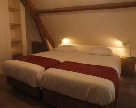 Vakantiewoning 't Moerland Veurne - slaapkamer 3