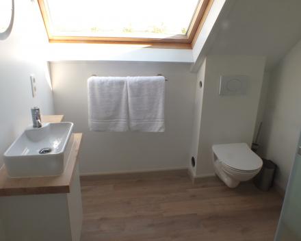 Vakantiewoning 't Moerland Veurne - badkamer 2.1