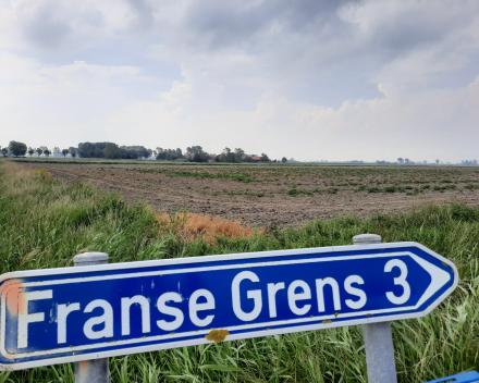 vakantiewoning 't Moerland - ligging dicht bij de franse grens