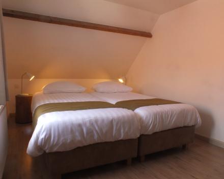 Vakantiewoning 't Moerland Veurne - slaapkamer 2